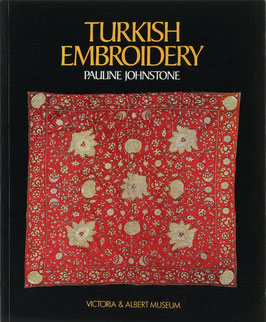 Johnstone, Pauline - Turkish Embroidery