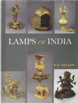 Kelkar, D. G. - Lamps of India