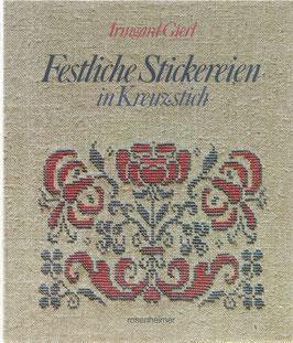 Gierl, Irmgard - Festliche Stickereien in Kreuzstich