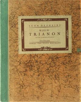 Klein-Trianon - Baustil-Ausschmückung-Einrichtung