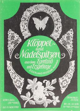 Heil, Lore - Klöppel- und Nadelspitzen aus dem Egerland und Erzgebirge