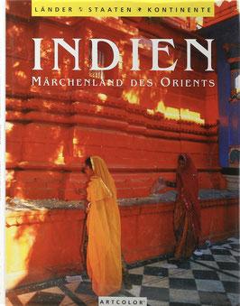 John, Gudrun - Indien - Märchenland des Orients