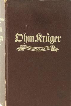Barckhausen, Joachim - Ohm Krüger - Roman eines Kämpfers