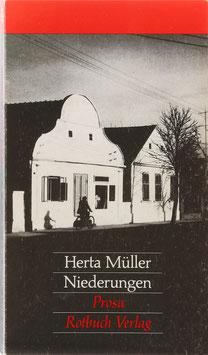 Müller, Herta - Niederungen - Prosa