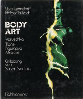"Lehndorff, Vera und Trülzsch, Holger - Body Art - ""Veruschka"" - Trans-figurative Malerei"