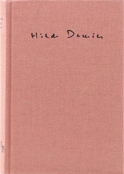 Domin, Hilde - Sämtliche Gedichte