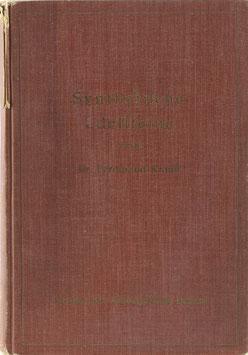 Krauss, Ferdinand - Synthetische Edelsteine