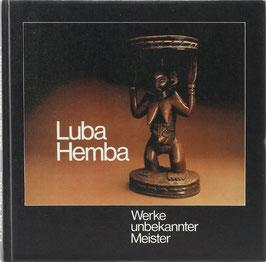 Agthe, Johanna - Luba Hemba - Werke unbekannter Meister - Sculptures by unknown masters