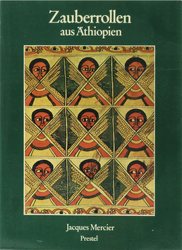 Mercier, Jacques - Zauberrollen aus Äthiopien - Kultbilder magischer Riten