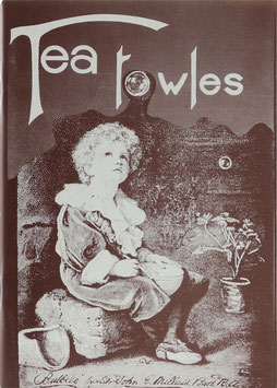 Tietzel, Brigitte (Katalog) - Tea towels - Dekorative Handtuchdrucke aus Großbritannien