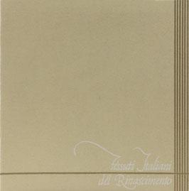 Tessuti italiani del rimascimento - Collezioni Franchetti Carrand Museo Nazionale del Bargello