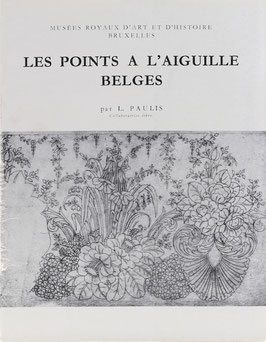 Paulis, L. - Les Points a l'Aiguille Belges