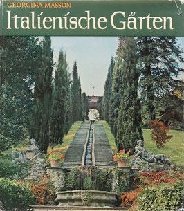Masson, Georgina - Italienische Gärten