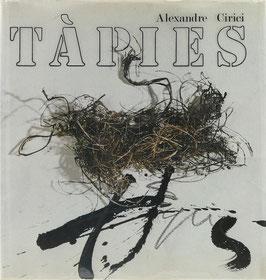 Cirici, Alexandre - Tàpies - Zeuge des Schweigens