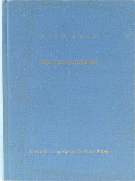 Both, Otto - Die Bandweberei (Bandwirkerei) - Erster Teil: Die Bindungen, Patronen und Musterungen mit 346 Abbildungen und 10 Tafeln, Nachdruck der fünften, neubearbeiteten Auflage