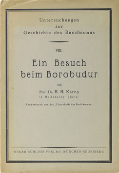 Karny, H. H. - Ein Besuch beim Borobudur