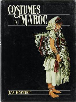 Besancenot, Jean - Costumes du Maroc