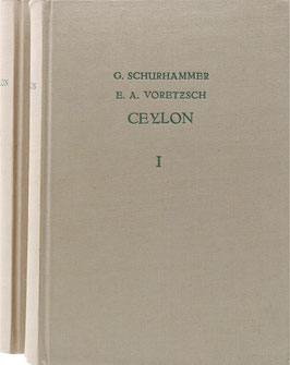 Schurhammer, G. und Voretzsch, E. A. (Hrsg.) - Ceylon zur Zeit des Königs Bhuvaneka Bahu und Franz Xavers 1539-1552