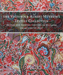 Hefford, Wendy - Design for Printed Textiles in England from 1750 to 1850