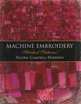 Campbell-Harding, Valerie - Machine Embroidery - Stitched Patterns