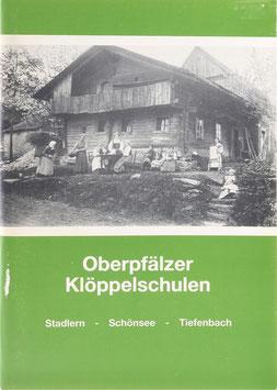Hüttner, Gudrun,  Wunder, Ina und Kleindorfer-Marx, Bärbel - Oberpfälzer Klöppelschulen