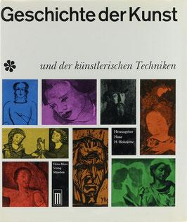 Geschichte der Kunst und der künstlerischen Techniken