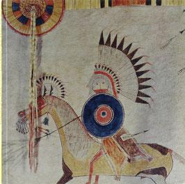 Schulze-Thulin, Axel - Indianische Malerei in Nordamerika 1830-1970 - Prärie und Plains - Südwesten - Neue Indianer