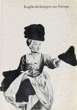 Kopfbedeckungen aus Europa