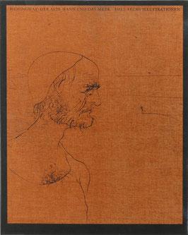 Hemingway, Ernest - Der alte Mann und das Meer - Mit sechs Illustrationen von Salvador Dali