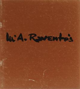 Raventos - eine Weberin aus Spanien