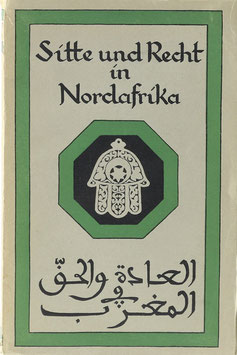 Sitte und Recht in Nordafrika