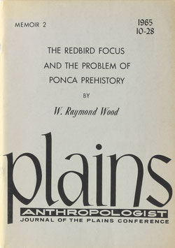 Wood, W. Raymond - The Redbird Focus and the Problem of Ponca Prehistory