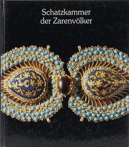 Schatzkammer der Zarenvölker - Kleinodien aus dem Ethnographischen Museum der Völker der UdSSR Leningrad