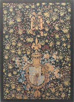 Große Buchmalerei des Mittelalters - Kunst der Könige - Exklusivausgabe