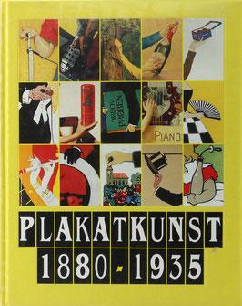 Friese, Christiane - Plakatkunst 1880-1935 - Zur Entwicklungsgeschichte des Plakats in Baden und Württemberg