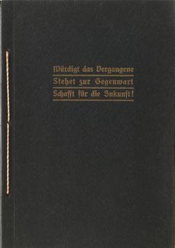 Bühler, J. Friedrich - Schiltach - Vierzig Jahre Freiwillige Feuerwehr