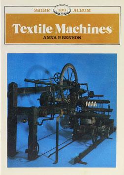 Benson, Anna P. - Textile Machines