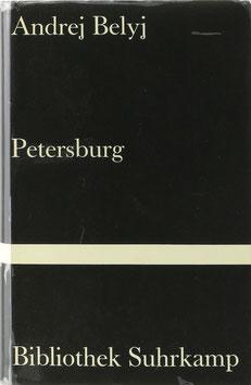 Belyj, Andrej - Petersburg
