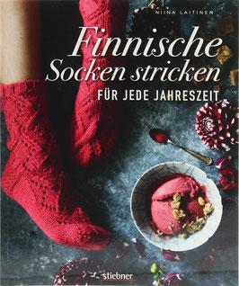Laitinen, Niina - Finnische Socken stricken für jede Jahreszeit