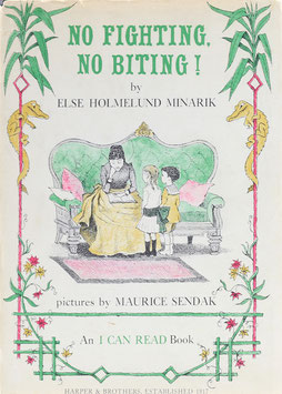 Minarik, Else Holmelund - No Fighting, no Biting!