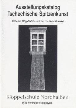 Ausstellung Tschechische Spitzenkunst - Moderne Klöppelspitzen aus der Tschechoslowakei