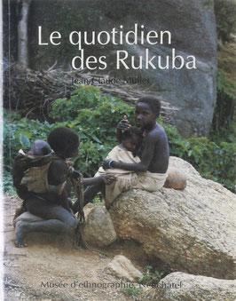 Muller, Jean-Claude - Collections du Nigéria - Le quotidien des Rukuba