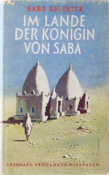 Helfritz, Hans - Im Lande der Königin von Saba