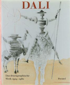 Michler, Ralf und Löpsinger, Lutz W. (Hrsg.) - Salvador Dali - Das druckgraphische Werk 1924-1980 - Oeuvrekatalog der Radierungen und Mixed-Media-Graphiken