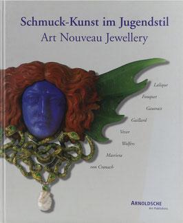 Falk, Fritz - Schmuck-Kunst im Jugendstil - Art Nouveau Jewellery