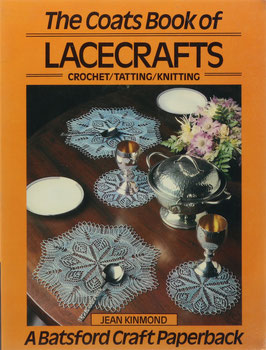 Kinmond, Jean - The Coats Book of Lacecrafts