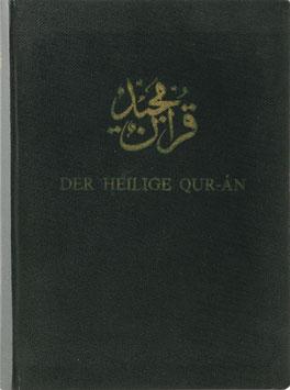Der heilige Qur-ân - Arabisch und Deutsch