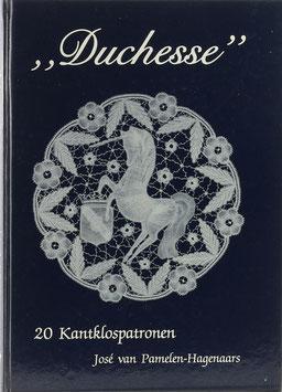 """Pamelen-Hagenaars, José van - """"Duchesse"""" - 20 Kantklospatronen"""