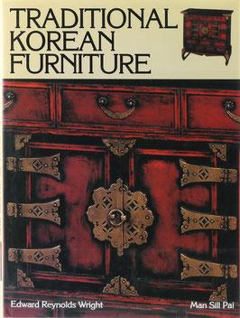 Wright, Edward Reynolds und Pai, Man Sill - Traditional Korean Furniture