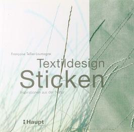 Tellier-Loumagne, Francoise - Textildesign Sticken - Inspirationen aus der Natur